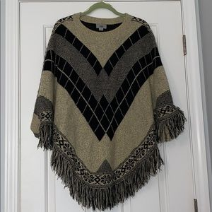 Cute Poncho size S/M